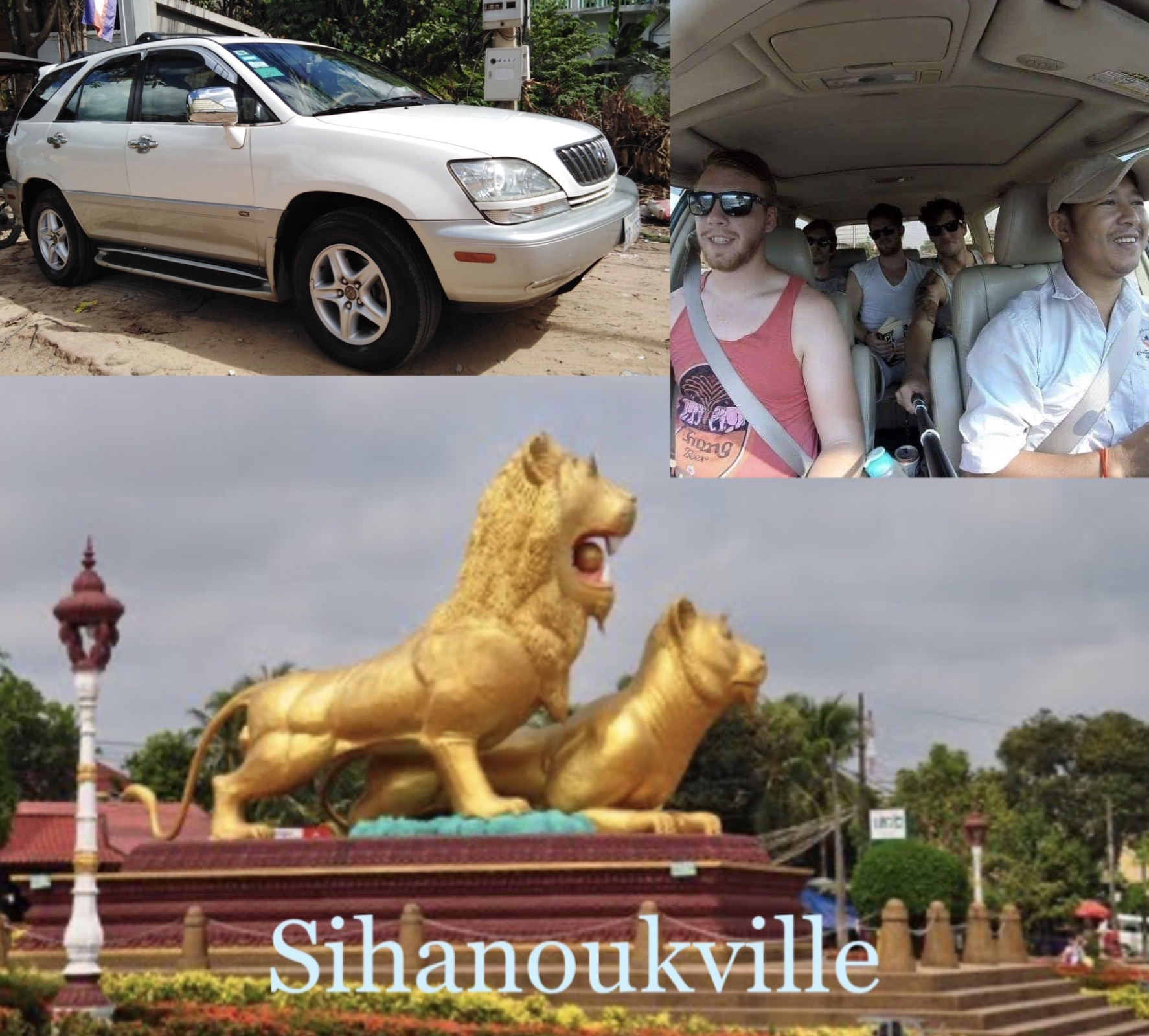 Phnom Penh Taxi Driver, Private Taxi to Sihanoukville, Phnom Penh, Taxi in Cambodia