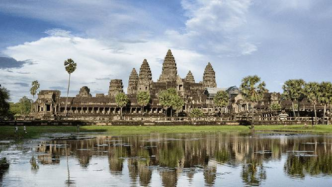 Daily Angkor Express! One Day Small circuit, Taxi driver in Siem Reap Angkor