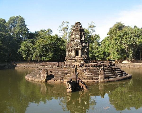 Angkor-Grand Tour Circuit