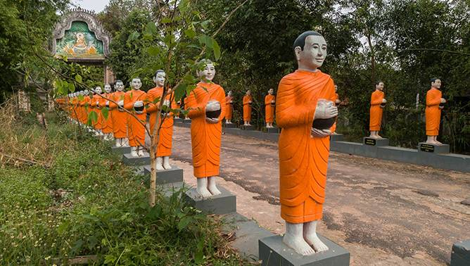 Cambodia Private Taxi, Cultural, Cambodia Half Day Tour, Private Taxi Driver in Siem Reap