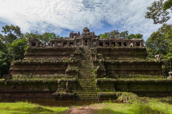 Phimeanakas Temple-Small tour