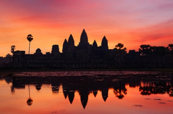 Sunrice-Angkor Wat temple-small tour