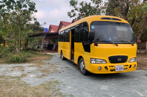 Exclusive transport services by Minibus