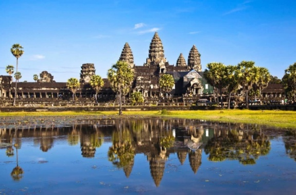 Angkor Wat temple-small tour