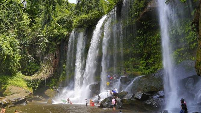 Kulen Mountain National Park